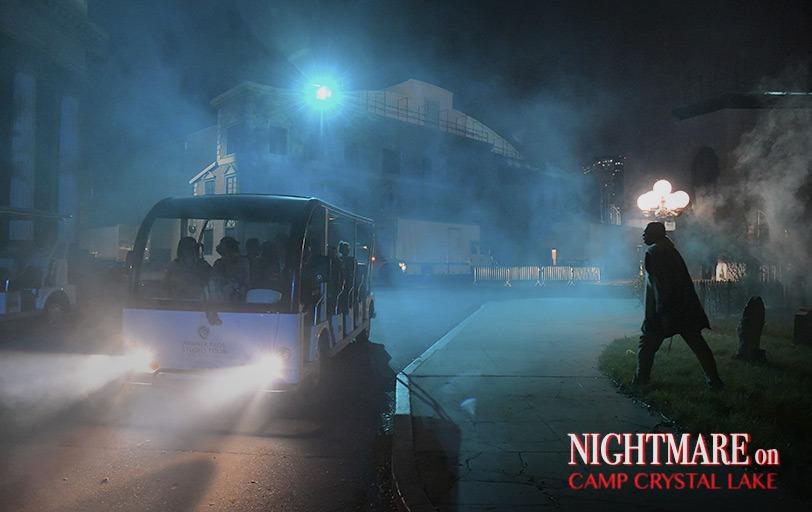 Nightmare on Camp Crystal Lake