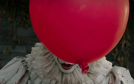 You'll float too in<br>The Neibolt House