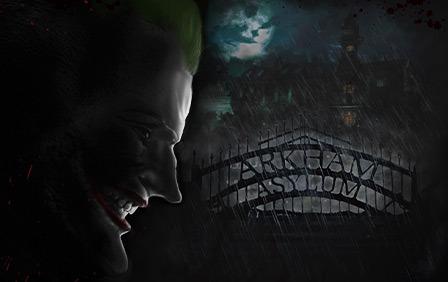 Escape the Joker in Arkham Asylum