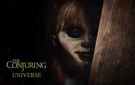 The Conjuring<br>Universe