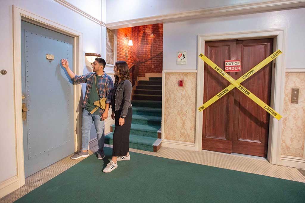 The Big Bang Theory Sets